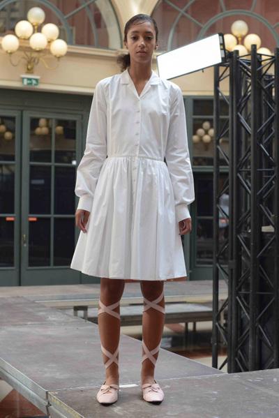 Anaïs Jourden Spring 2018 Ready-to-Wear - Look #16