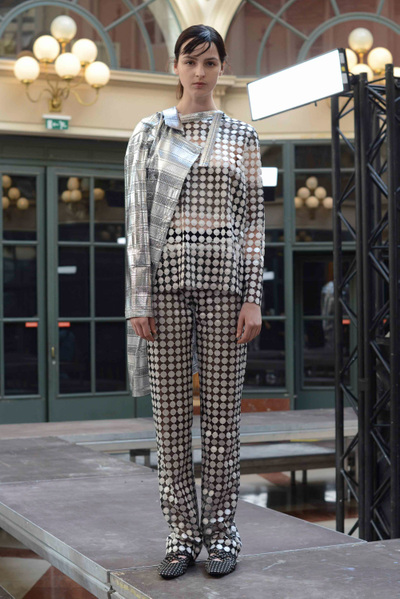 Anaïs Jourden Spring 2018 Ready-to-Wear - Look #18