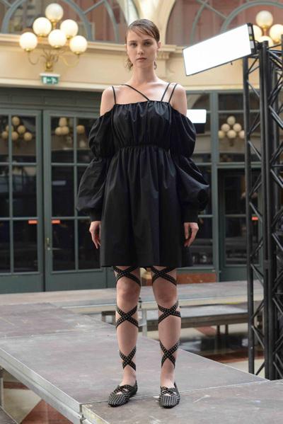 Anaïs Jourden Spring 2018 Ready-to-Wear - Look #20