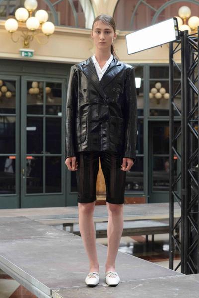 Anaïs Jourden Spring 2018 Ready-to-Wear - Look #21