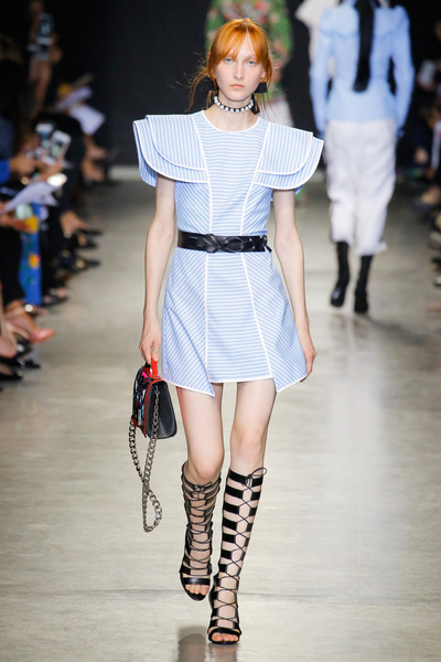 Andrew Gn Spring 2018 Ready-to-Wear - Look #25