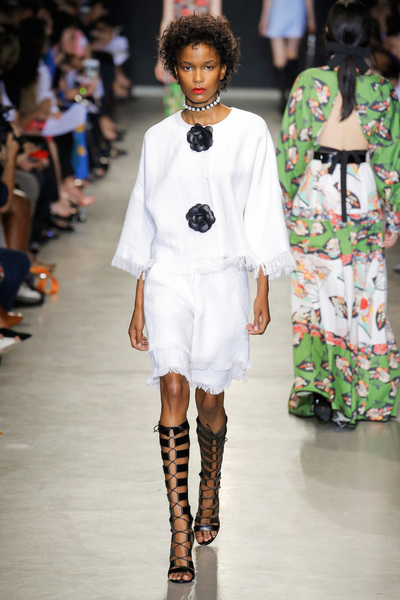 Andrew Gn Spring 2018 Ready-to-Wear - Look #27