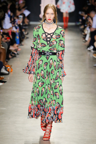 Andrew Gn Spring 2018 Ready-to-Wear - Look #31
