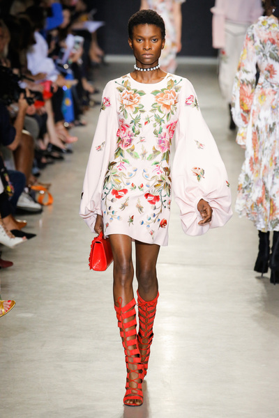 Andrew Gn Spring 2018 Ready-to-Wear - Look #34