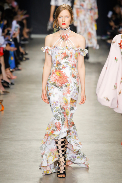 Andrew Gn Spring 2018 Ready-to-Wear - Look #35