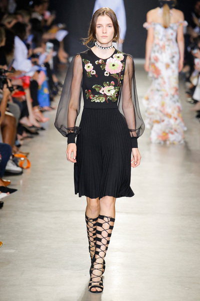 Andrew Gn Spring 2018 Ready-to-Wear - Look #37