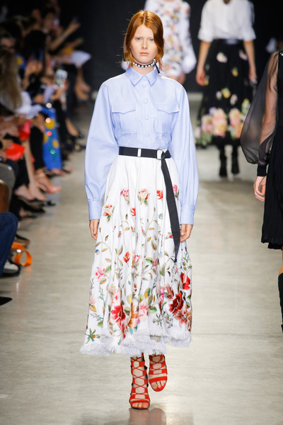 Andrew Gn Spring 2018 Ready-to-Wear - Look #38