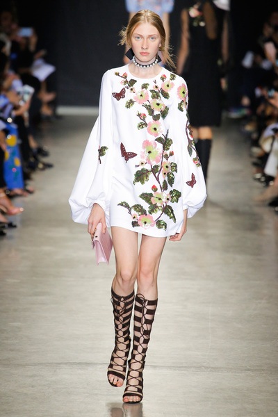 Andrew Gn Spring 2018 Ready-to-Wear - Look #39