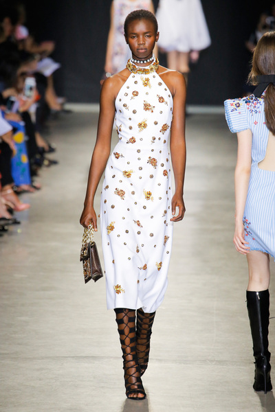 Andrew Gn Spring 2018 Ready-to-Wear - Look #41