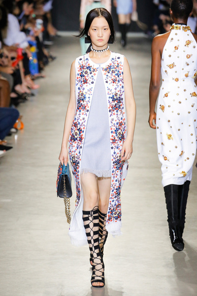 Andrew Gn Spring 2018 Ready-to-Wear - Look #42