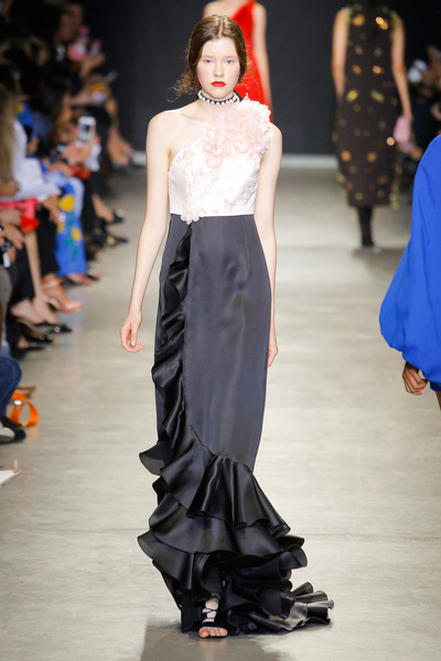 Andrew Gn Spring 2018 Ready-to-Wear - Look #47