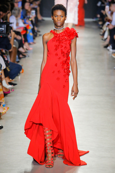 Andrew Gn Spring 2018 Ready-to-Wear - Look #52