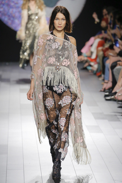 Anna Sui Spring 2018 Ready-to-Wear - Look #52