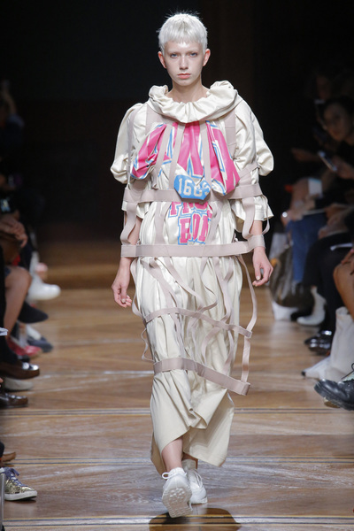 Anrealage Spring 2018 Ready-to-Wear - Look #9
