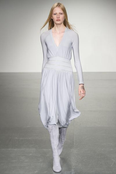 Antonio Berardi Spring 2018 Ready-to-Wear - Look #15