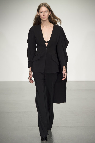 Antonio Berardi Spring 2018 Ready-to-Wear - Look #39