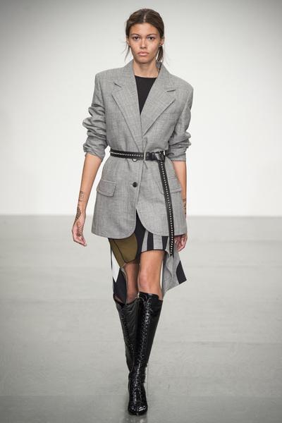 Antonio Berardi Spring 2018 Ready-to-Wear - Look #5
