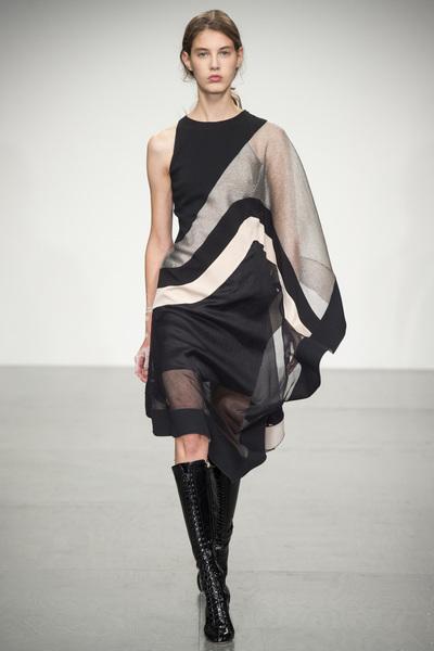 Antonio Berardi Spring 2018 Ready-to-Wear - Look #8