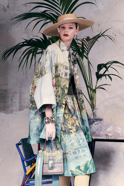 Antonio Marras Resort 2018 - Look #1