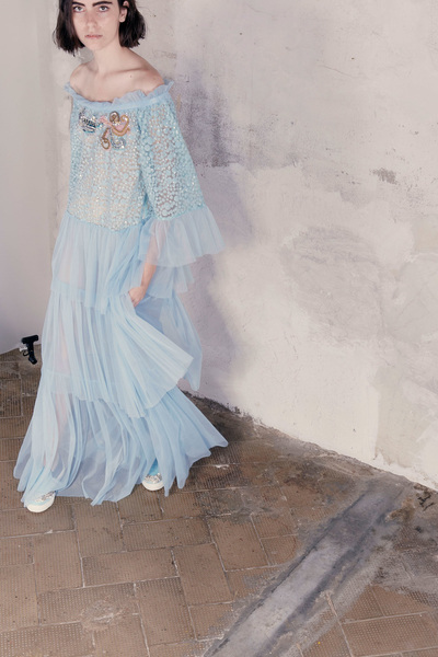 Antonio Marras Resort 2018 - Look #37