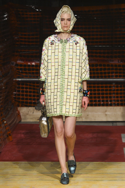 Antonio Marras Spring 2018 Ready-to-Wear - Look #1