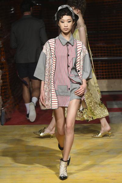 Antonio Marras Spring 2018 Ready-to-Wear - Look #16