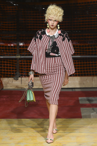 Antonio Marras Spring 2018 Ready-to-Wear - Look #19