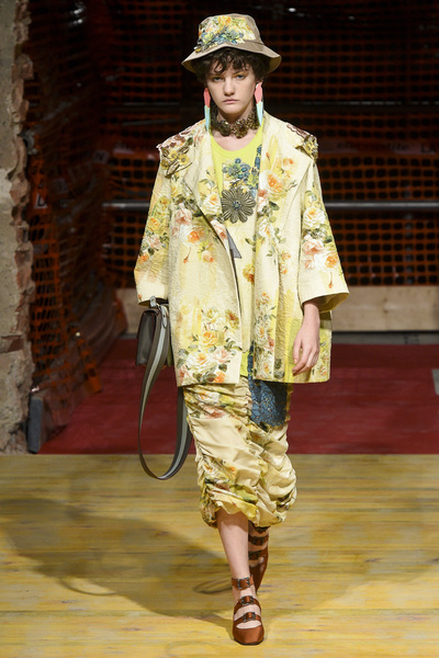 Antonio Marras Spring 2018 Ready-to-Wear - Look #3