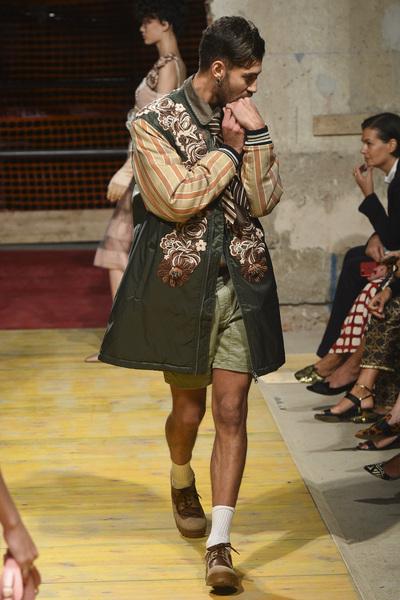 Antonio Marras Spring 2018 Ready-to-Wear - Look #31