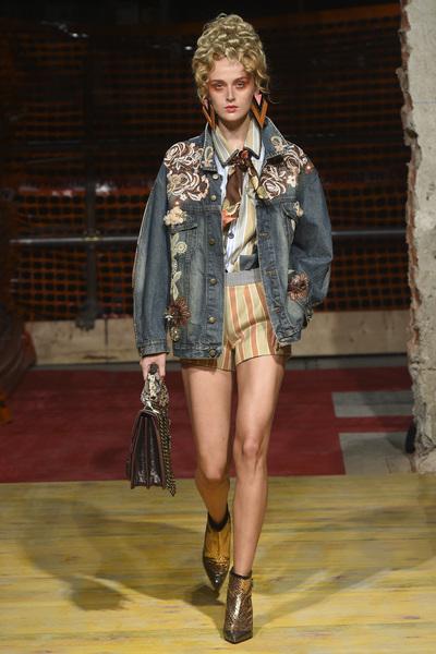 Antonio Marras Spring 2018 Ready-to-Wear - Look #35