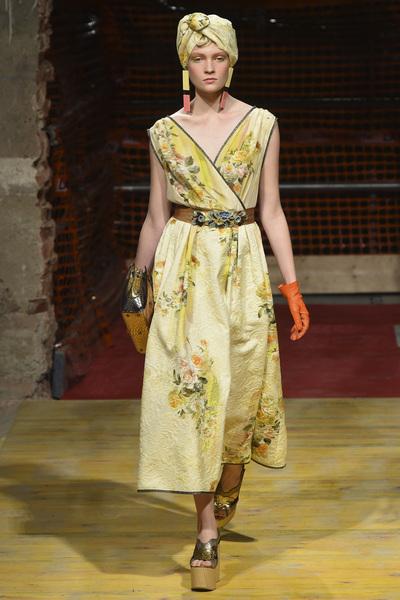 Antonio Marras Spring 2018 Ready-to-Wear - Look #4