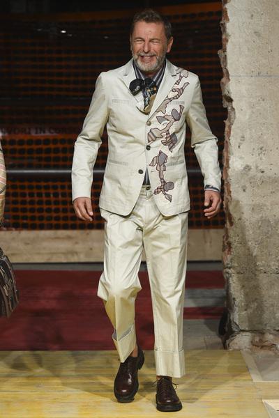 Antonio Marras Spring 2018 Ready-to-Wear - Look #41