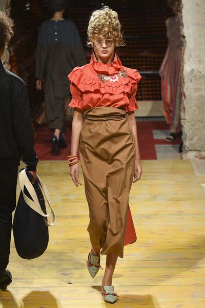 Antonio Marras Spring 2018 Ready-to-Wear - Look #51