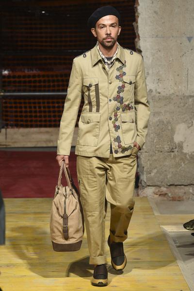Antonio Marras Spring 2018 Ready-to-Wear - Look #53