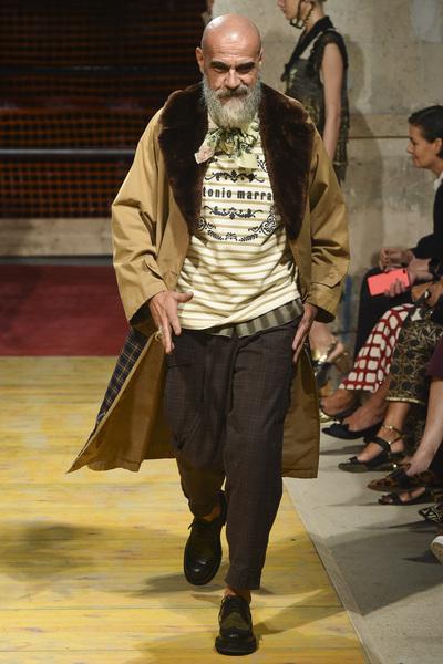 Antonio Marras Spring 2018 Ready-to-Wear - Look #62