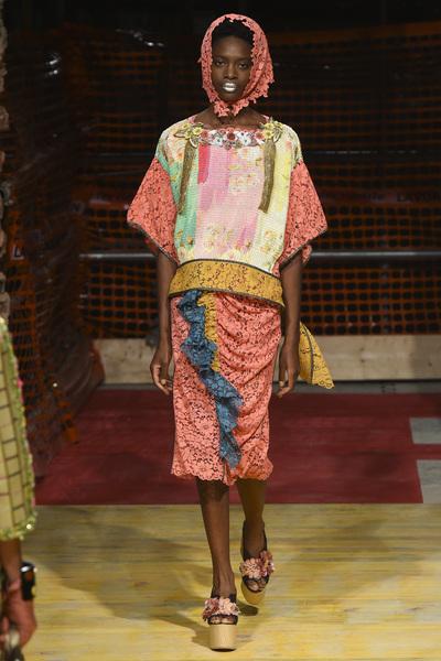 Antonio Marras Spring 2018 Ready-to-Wear - Look #7