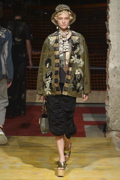 Antonio Marras Spring 2018 Ready-to-Wear - Look #82