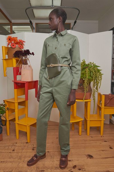 A.P.C. Spring 2018 Ready-to-Wear - Look #11