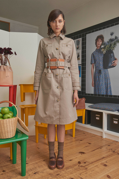 A.P.C. Spring 2018 Ready-to-Wear - Look #12