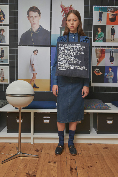 A.P.C. Spring 2018 Ready-to-Wear - Look #2