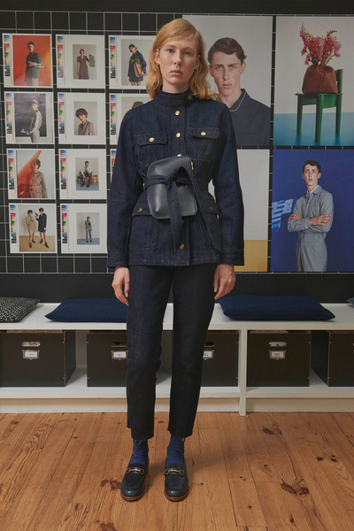 A.P.C. Spring 2018 Ready-to-Wear - Look #3