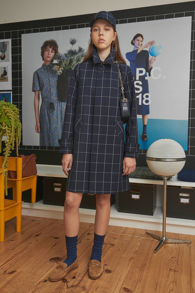 A.P.C. Spring 2018 Ready-to-Wear - Look #9