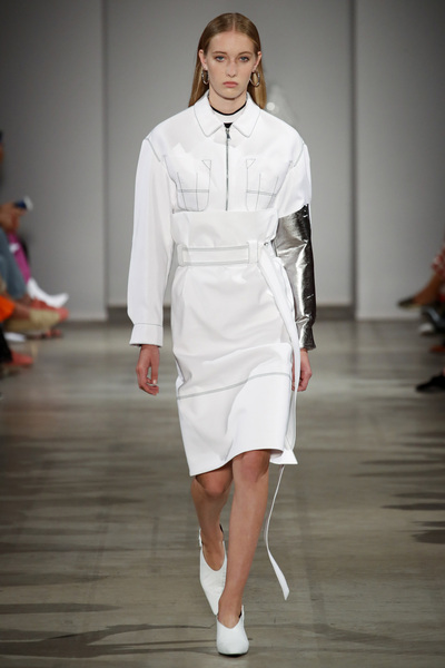 Aquilano.Rimondi Spring 2018 Ready-to-Wear - Look #12