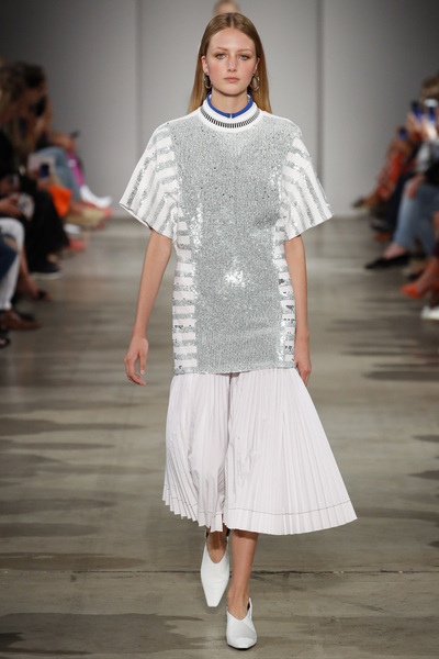 Aquilano.Rimondi Spring 2018 Ready-to-Wear - Look #13