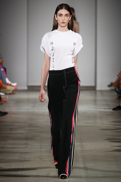 Aquilano.Rimondi Spring 2018 Ready-to-Wear - Look #18