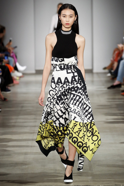Aquilano.Rimondi Spring 2018 Ready-to-Wear - Look #30
