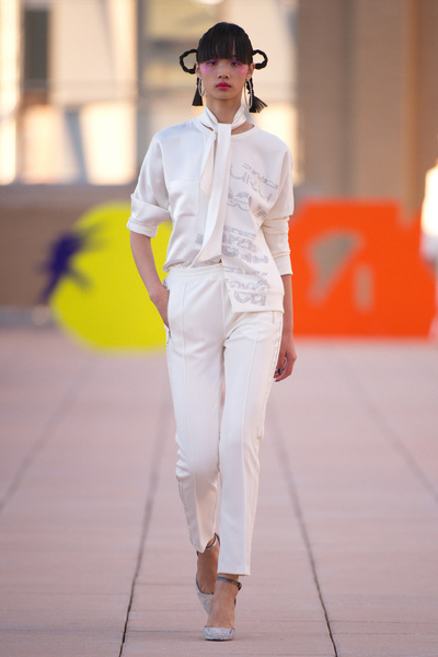 Area Spring 2018 Ready-to-Wear - Look #21