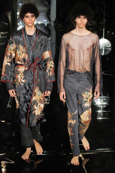 ASHISH Spring 2018 Ready-to-Wear - Look #27