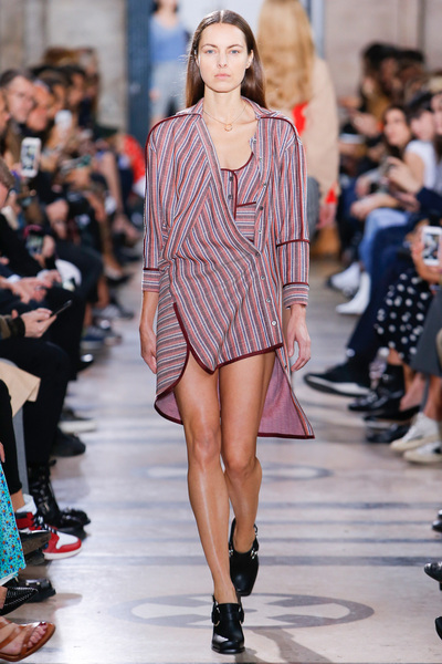Atlein Spring 2018 Ready-to-Wear - Look #10