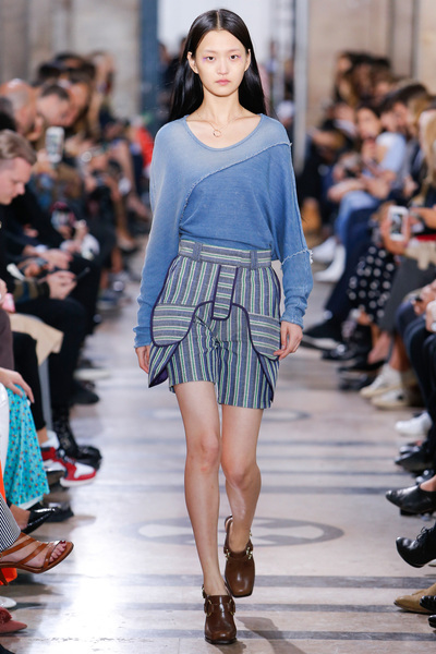 Atlein Spring 2018 Ready-to-Wear - Look #11